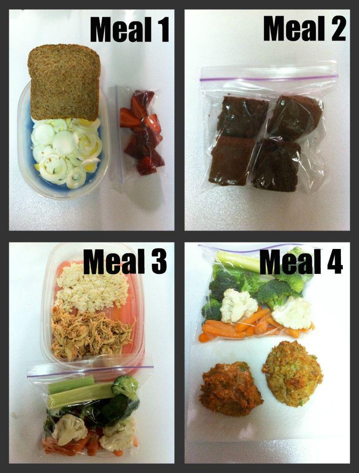 Great clean eating meal plan