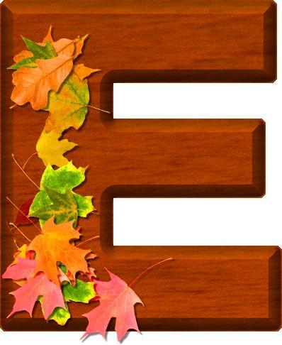 36 best Alphabet Herbst - 01 - Holz images on Pinterest Wood - letter of presentation