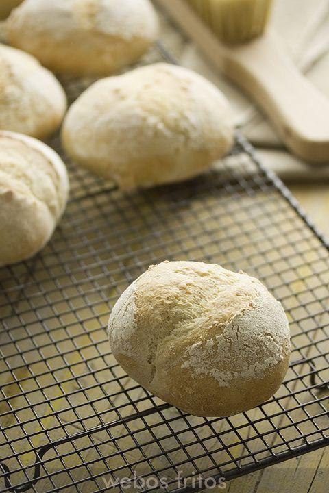 Os enseño a hacer unos panecillos de espelta muy digestivos, muy sencillos de hacer, y que os van a saber a poco.
