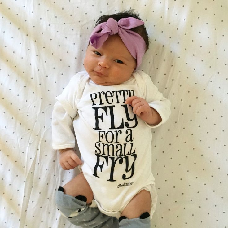 Small Fry Jumper - cute, unique gender neutral baby clothes.