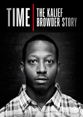 The Kalief Browder Story movie poster
