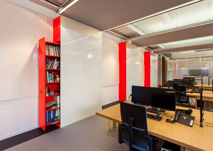 Büroeinrichtung design  Innenarchitektur · Büroeinrichtung Wall AG · 2015 | interior ...
