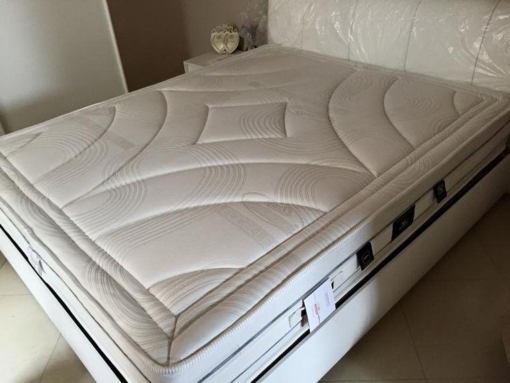"""Il materasso Prestige è realizzabile nelle nuove versioni """"ULTRA"""" H.30 con un ancora più elevato ..."""