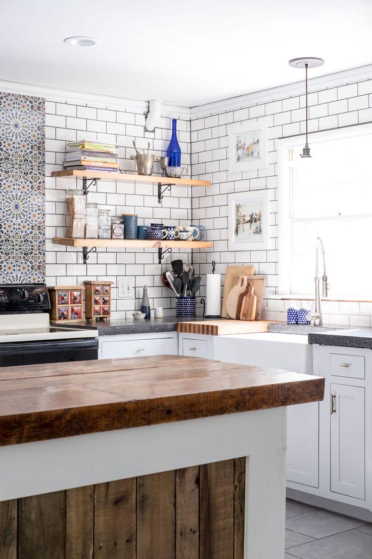 516 best kitchen images on Pinterest | Kitchens, Kitchen interior ...