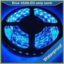 Blue 5m LED Strips