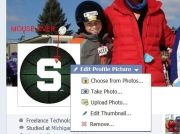 Facebook Tips: Change Profile Picture, Zoom Photos