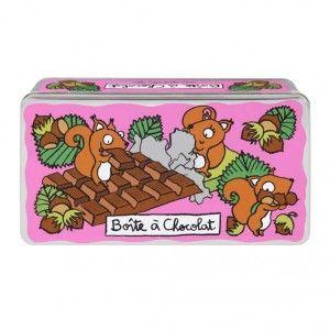 Boîte à Chocolat