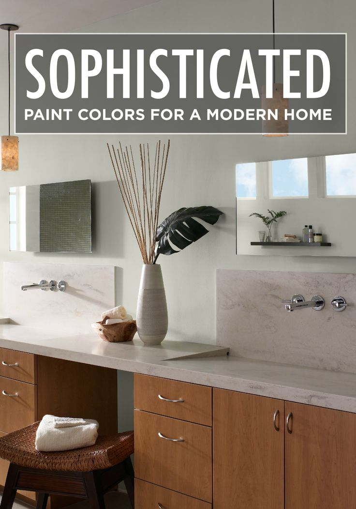 108 best Modern Style Inspiration images on Pinterest   Paint colors ...