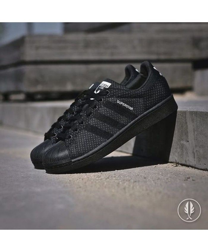 Faits saillants de Adidas Superstar Homme Noir, Noir Plus ...