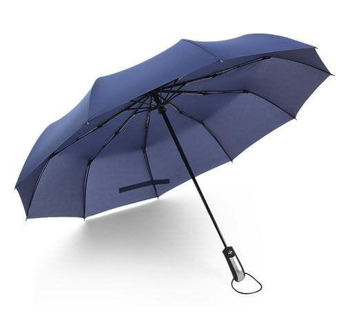 メルカリ商品: 折りたたみ傘 メンズ ワンタッチ 自動開閉 10本骨 #メルカリ