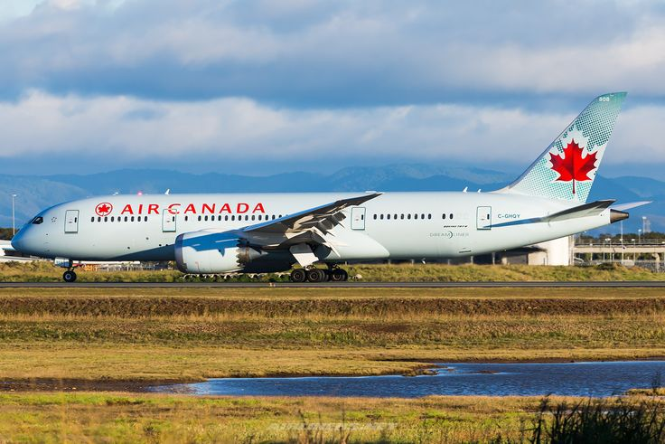 Boeing 787-8 Dreamliner - Air Canada | Aviation Photo #2835393 | Airliners.net