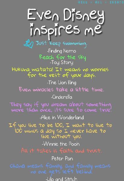 Frases da Disney