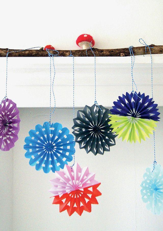 Eén van de succesnummers op het blog ing-things.com is het stappenplan voor het maken van papieren bloemen.