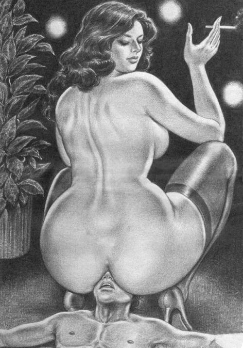 frække tegninger femdom mistress