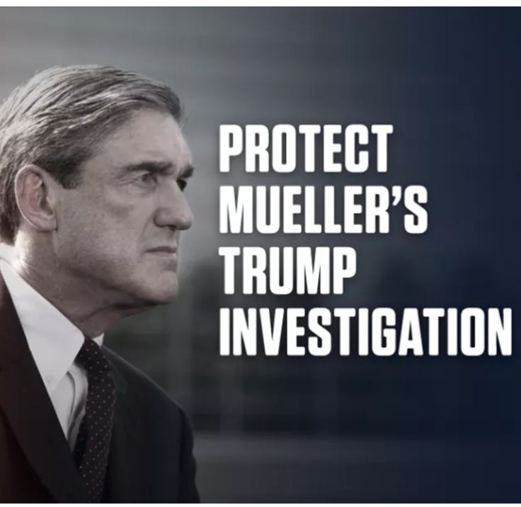 The only reason there is a Trump investigation is to eliminate focus on investigations involving Clinton, Obama, Sander's wife, Wasserman's IT guys, Cuomo, Weonner, Waters, and Pelosi to name a few.