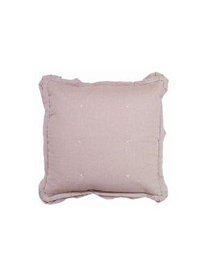 sierkussen quilted 45x45cm Pure roze