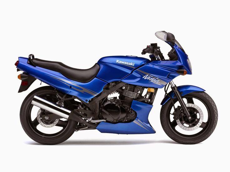 picture of 2009 Kawasaki Ninja 500R ~ HD Pictures