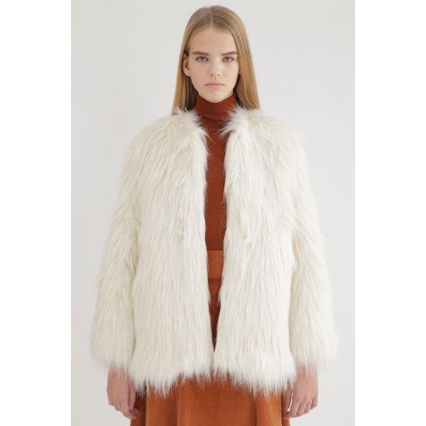 フォークスファーコート | ジルスチュアート(JILLSTUART) | ファッション通販 マルイウェブチャネル[TO919-376-41-01]