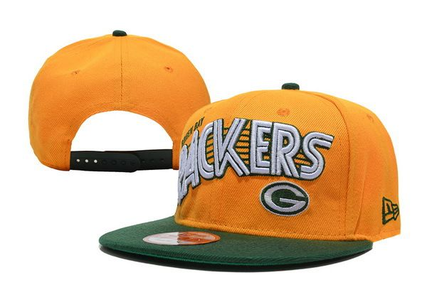 NFL Green Bay Packers Snapback