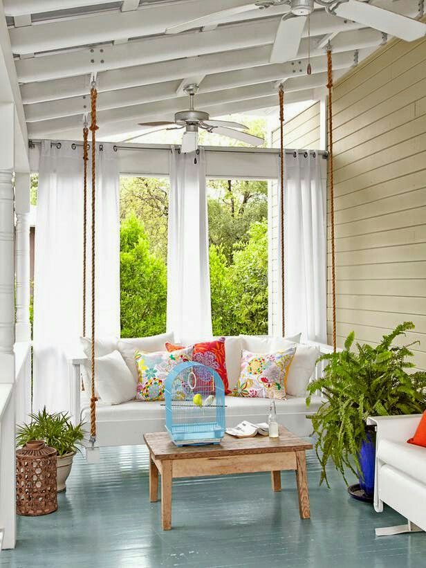Porch perfection
