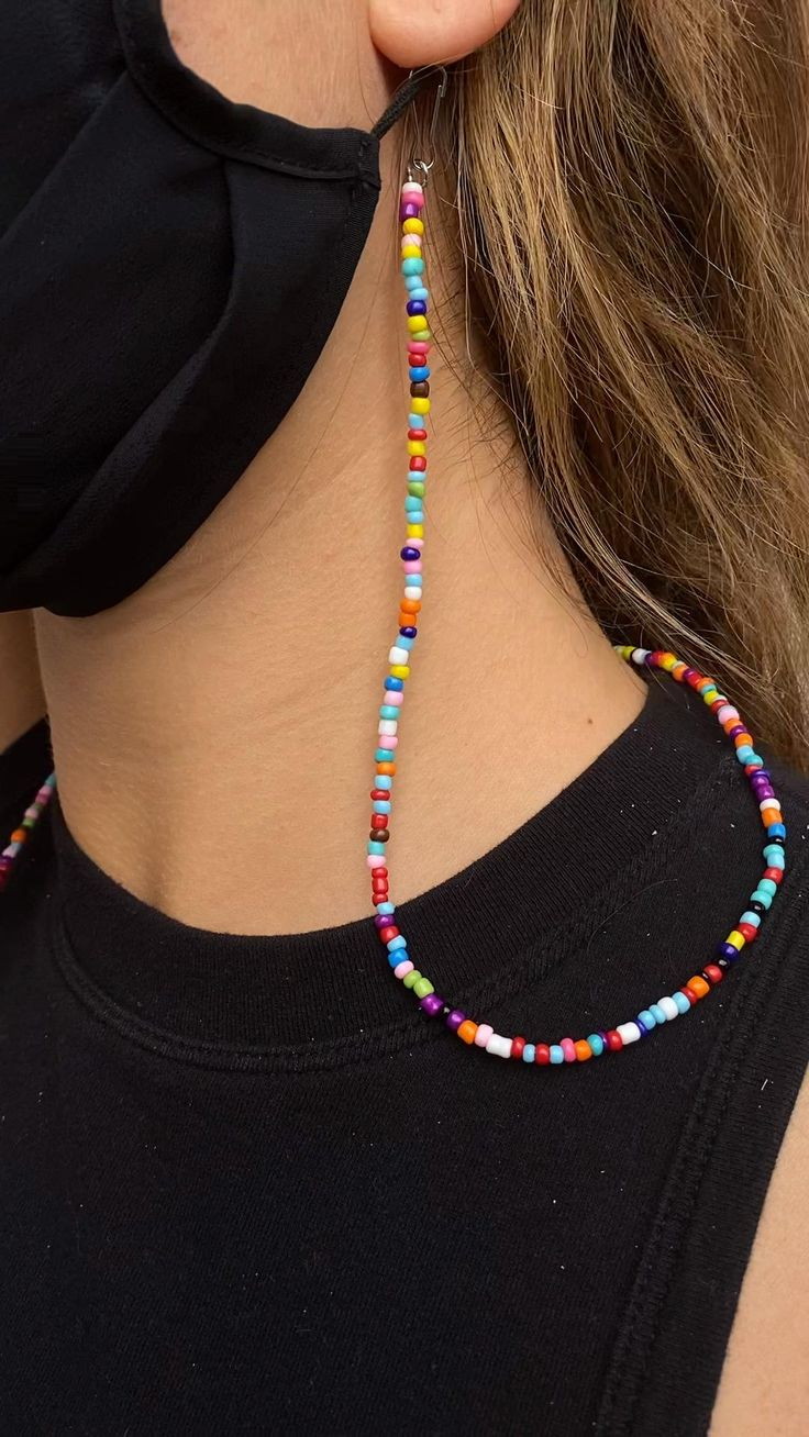 Bead Jewellery, Beaded Jewelry, Jewelery, Beaded Bracelets, Handmade Wire Jewelry, Artisan Jewelry, Cute Jewelry, Jewelry Crafts, Pulseras Kandi