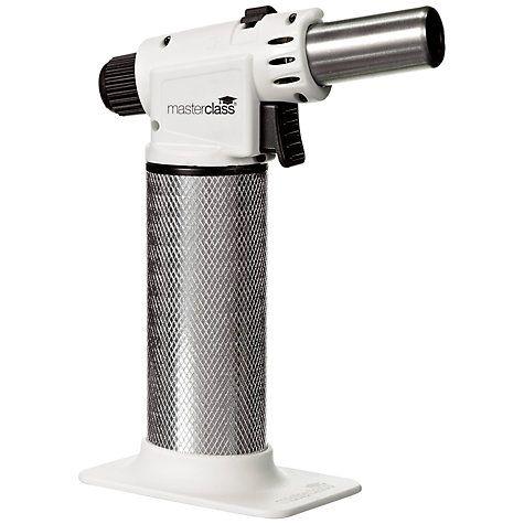 Buy Masterclass Professional Kitchen Blowtorch Online at johnlewis.com