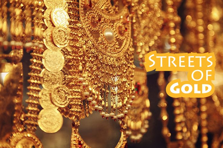 Must do in Dubai: Shop at the Gold Souk, one of the biggest gold markets in the world