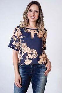 Isso tudo faz da blusa estampada um item obrigatório no closet da mulher  moderna! Como viu nesse post, as estampas ganham cada dia mais des… a75e77f2f7