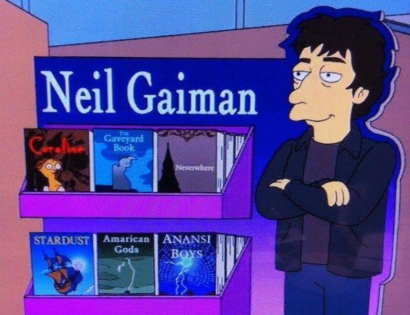 Cokoli od Neila Gaimana, kromě Nikdykde.