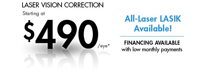 Laser eye surgery cost and price | LASIK MD