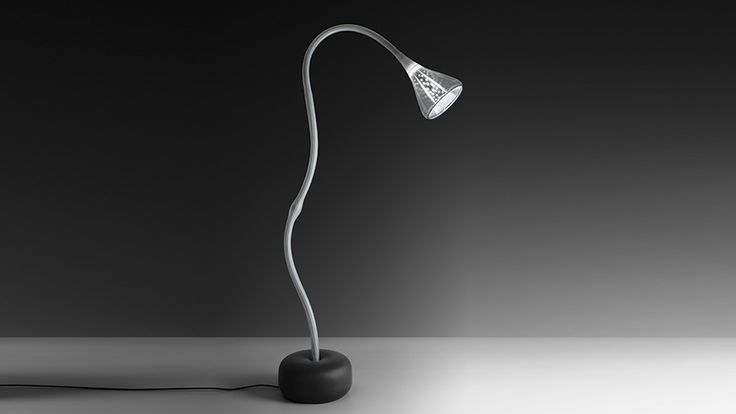 The whole #Pipe family is now available with LED light source. Here, the Floor Light ► bit.ly/PipeLED_F #design Herzog & De Meuron