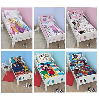 #Character & #disney junior #toddler bed duvet cover sets bedding ,  View more on the LINK: http://www.zeppy.io/product/gb/2/400883370228/