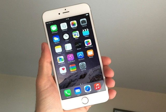 iPhone 6 Plus has best LCD display you can hold in your palm Read more at http://www.cultofmac.com/297186/iphone-6-plus-best-lcd-display-can-hold-palm/#bkVu27giLSbmE2TX.99