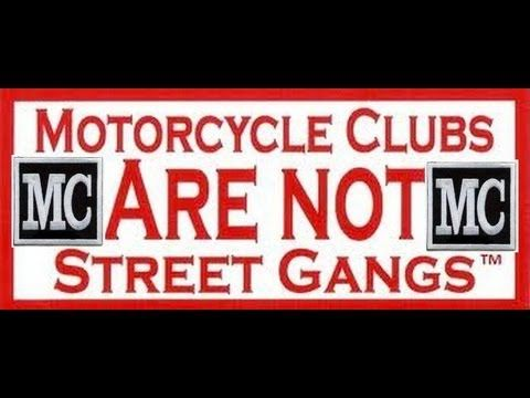 """"""" Organized crime, hit men, dirty deals, convicts. These are terms you associate with bikers, members of outlaw motorcycle clubs. I'm not talking about your everyday biker, but the clubs often dubbed """"motorcycle gangs."""" You see them riding in packs on the freeway and it's likely you cringe at the sight of them. But have no fear, you have been deceived."""""""
