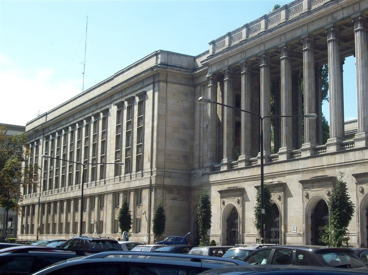 Warszawa, Ministerstwo