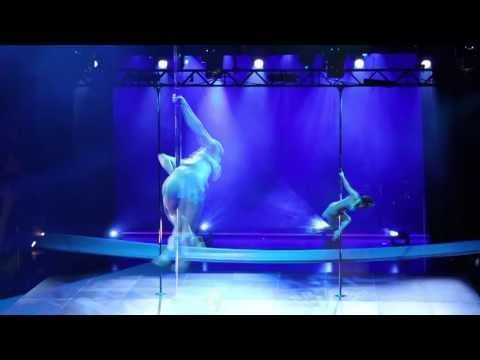 ▶ Natasha Wang | PoleArt 2013  Video + Editing by Federico Zazzara Produced by PoleDanceItaly.com #poledance #poleart