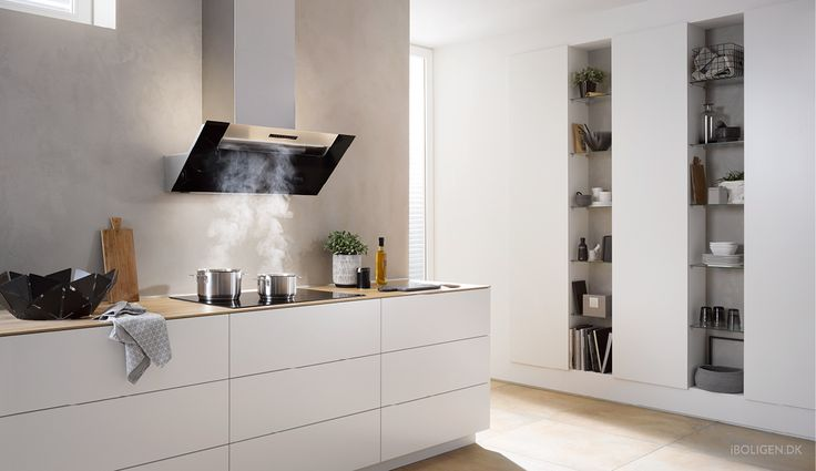Sådan undgår du snavs og dårligt luft i køkkenet
