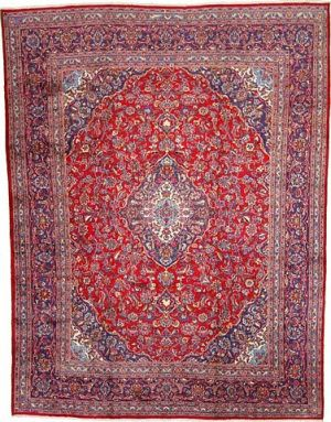 9' 6 x 12' 5 Mashad Rug  on  Daily Rug Deals