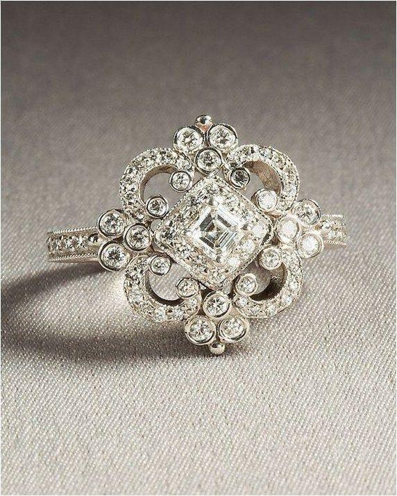 Antique engagement rings vintage (30)