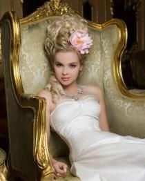 Baroque/Rococo - 17th/18th Century/Marie Antoinette Wedding Inspiration