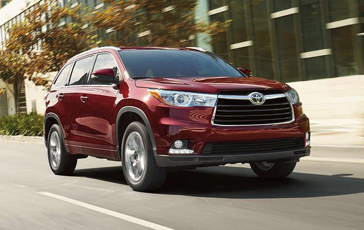 Toyota Highlander 2016! More pics and info - http://newcarsradar.com/2016-mazda-cx-9-review-redesign-specs/ #cars #toyota #suv
