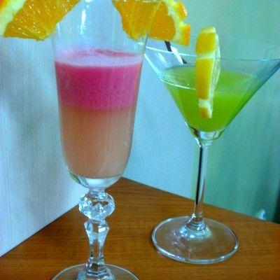 Kolorowe drinki - DoradcaSmaku.pl