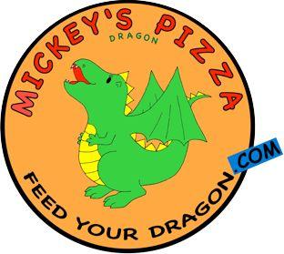 Mickey's Dragon Pizza - Mississauga, Ontario