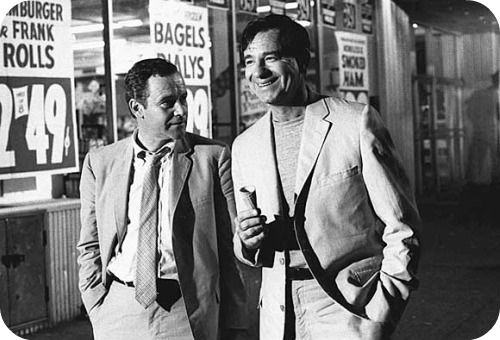 Jack Lemmon and Walter Matthau, both of these guys are faves