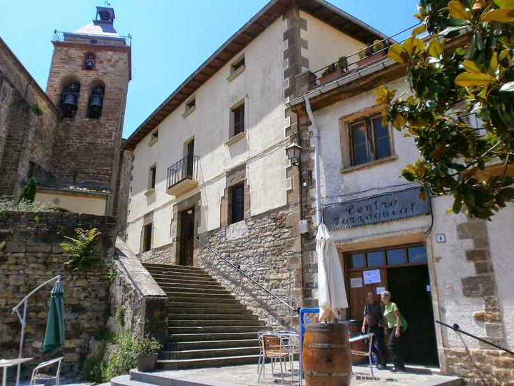 Monreal, Navarra, Camino Aragonés
