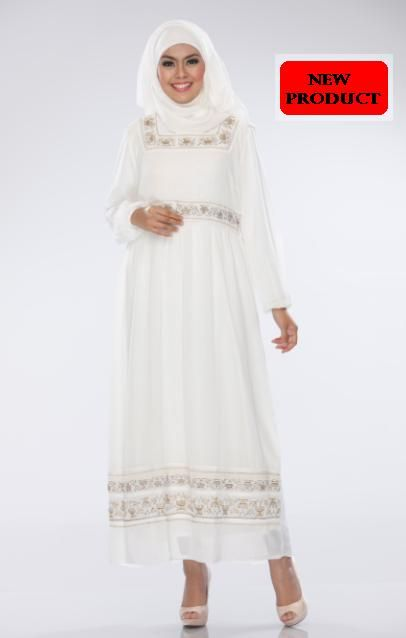 Best Product All White... Cantik, Anggun dan Elegan