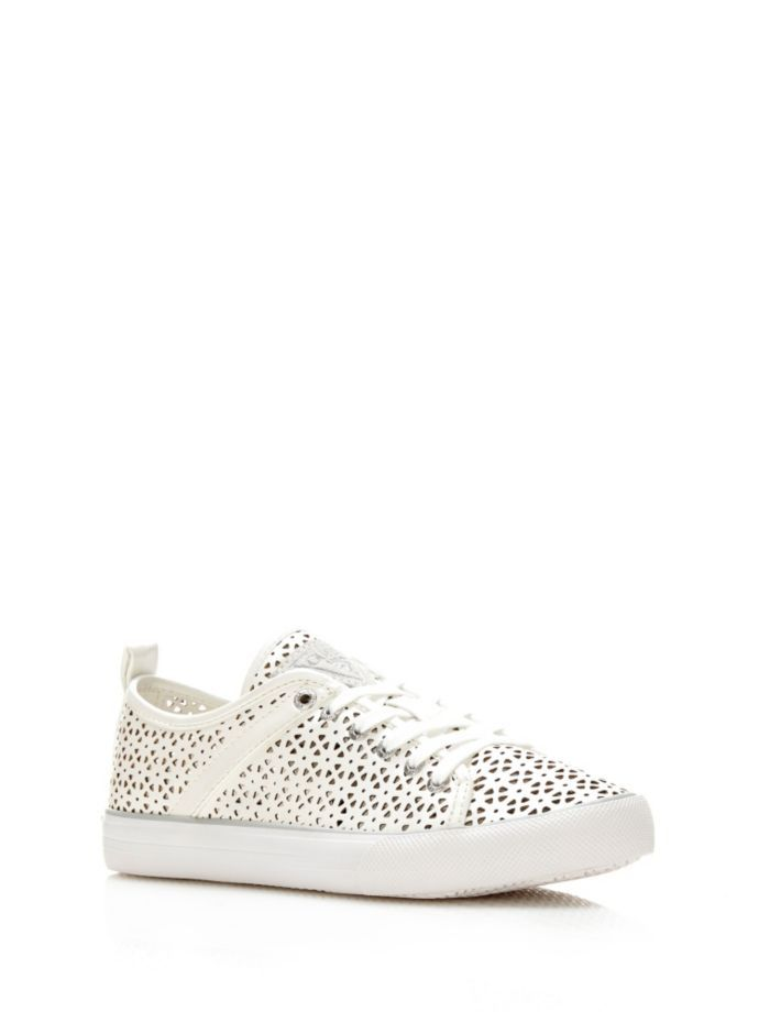 EUR95.00$  Watch here - http://vipdb.justgood.pw/vig/item.php?t=sr043h4331 - JOLIE PERFORATED SNEAKER