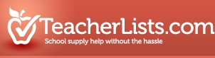 Use this free online service to create and share school supply & wish lists with parents, plus check out their classroom supply giveaways! http://www.teacherlists.com