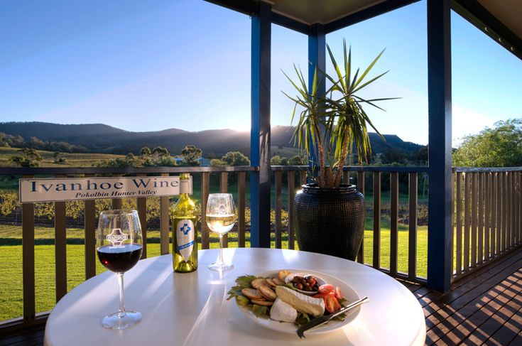 How we do lunch in the Hunter Valley… #traveldue #australia #huntervalley…