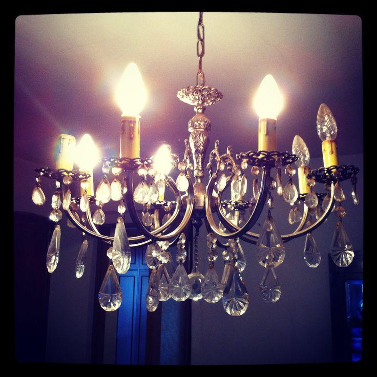 Il lampadario della nonna